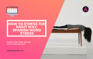 How to Stress the Right Way: Spanish Word Stress