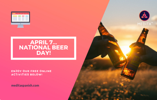 April 7... National Beer Day!
