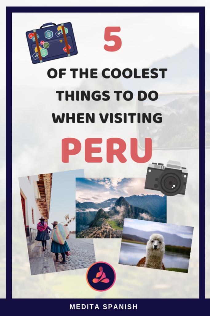Places to visiti in Peru. The best places to visit in Peru. Tavel to Peru.