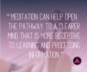 here's 3 ways meditation can help