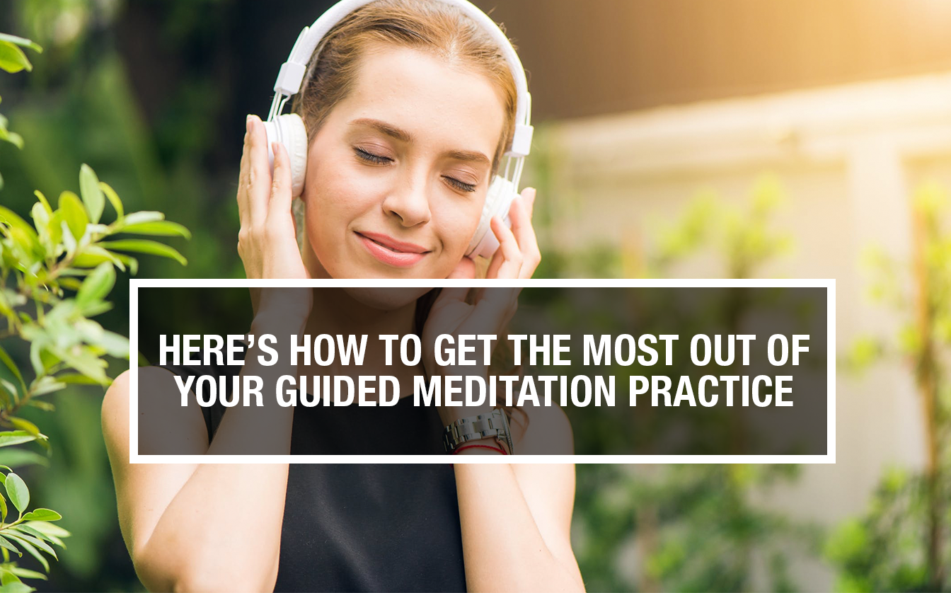 guided meditation, start a meditation practice, learning through meditation