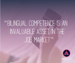 Top 4 Reasons for Being Bilingual in the Workplace quote